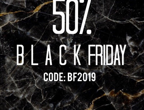 Black Friday and Cyber Monday  -50%  !!